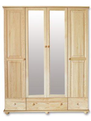 Szafy 4-drzwiowe