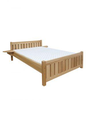 łóżko bukowe kacper CLB106