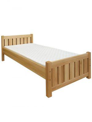 łóżko bukowe kacper CLB107