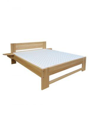 łóżko bukowe dawid CLB110