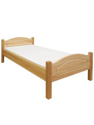 łóżko bukowe maciek CLB113