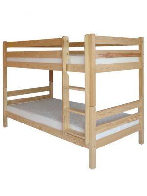 łóżko sosnowe piętrowe CLP121