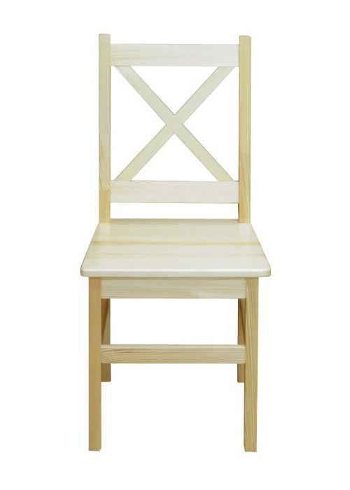 Krzesło sosnowe X CK246