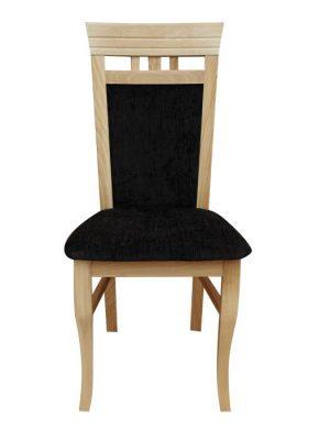 Krzesło bukowe tapicerowane CK249