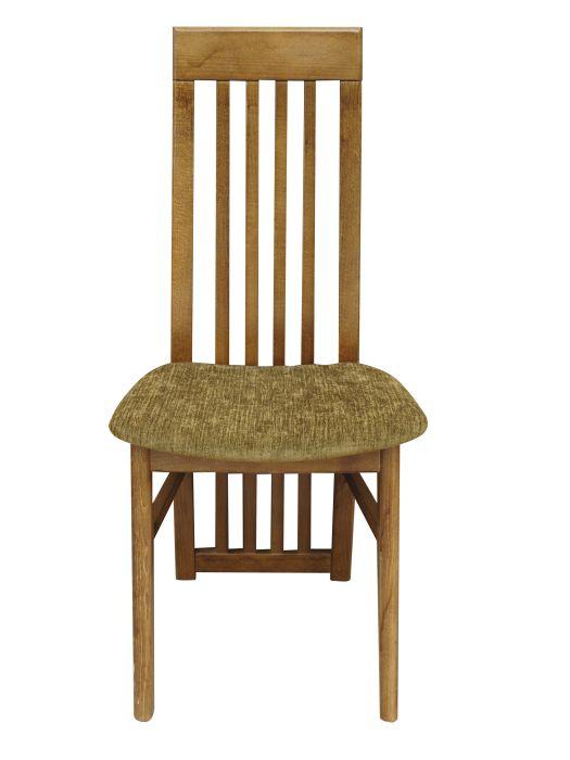 Krzesło bukowe tapicerowane CK251