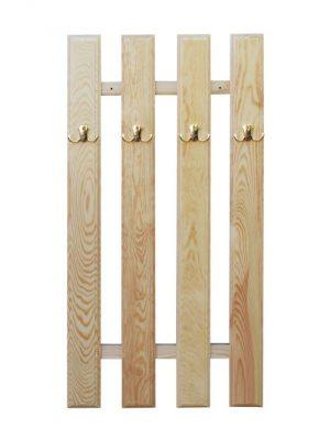 wieszak drewniany CWI373