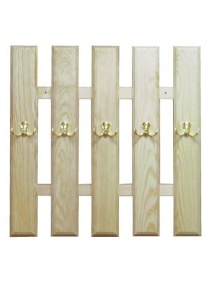 wieszak drewniany CWI378