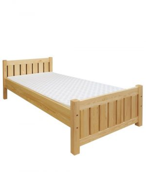 łóżko sosnowe CLS66