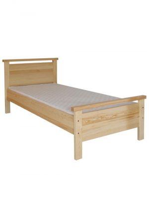 łóżko sosnowe CLS70