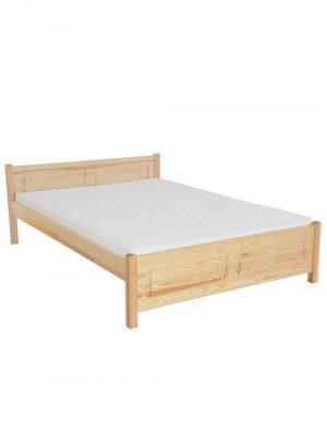 łóżko sosnowe CLS77