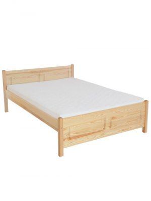 łóżko sosnowe CLS78