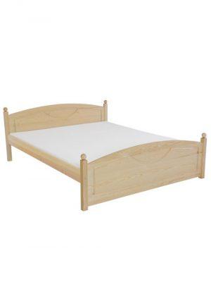 łóżko sosnowe CLS81