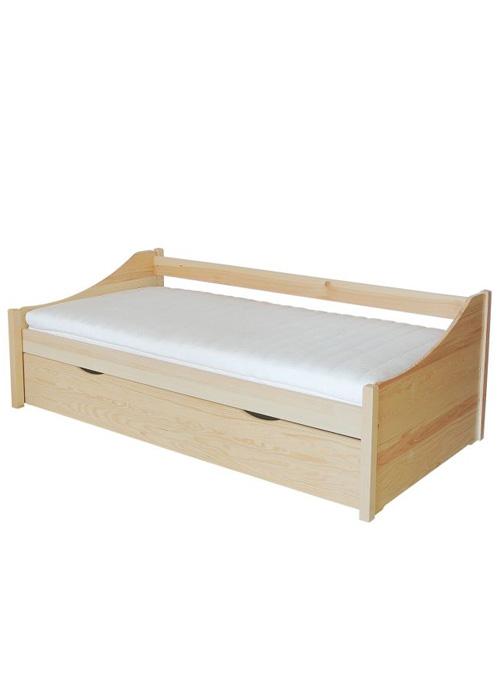 łóżko sosnowe CLS93