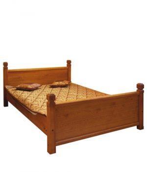 łóżko sosnowe CLS98
