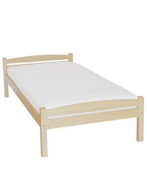 łóżko sosnowe ania CLS99