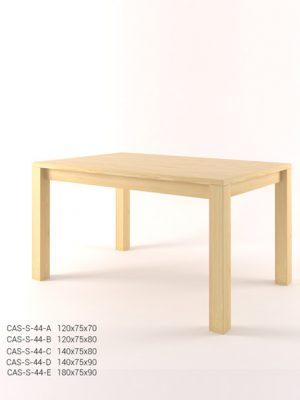 Stół sosnowy CAS-S-44