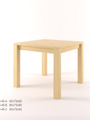 Stół sosnowy CAS-S-45