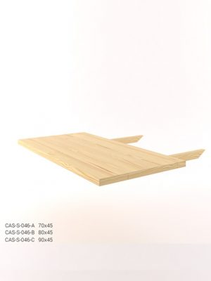 Dostawki do stołów sosnowe